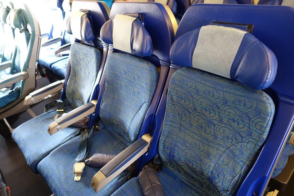 CX451便座席