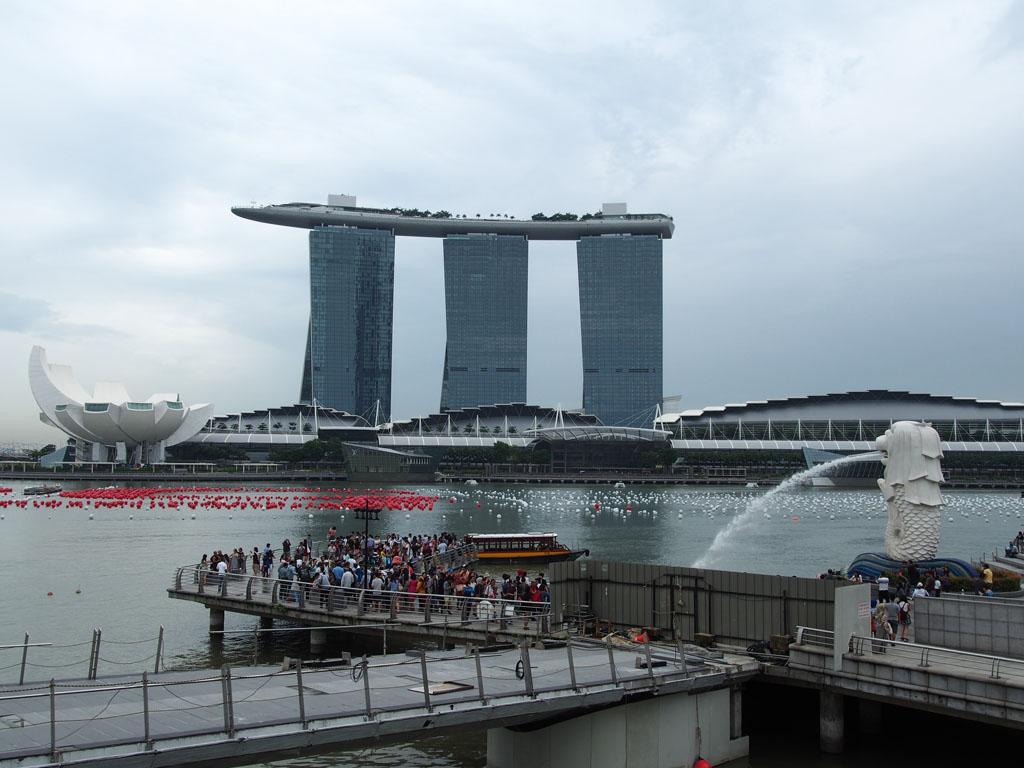 シンガポールの(海外遠征的)基礎知識