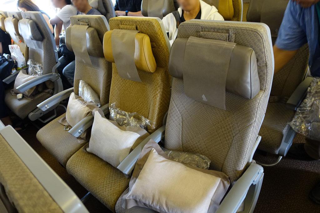 B777-300ER座席