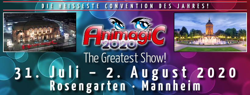[開催中止] AnimagiC 2020