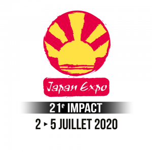 [2020/07/02-05] Japan Expo Paris 21th IMPACT