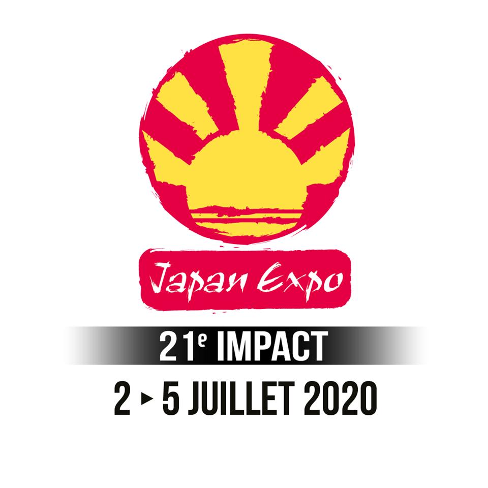 [2020/07/02-05] Japan Expo Paris 21th IMPACT