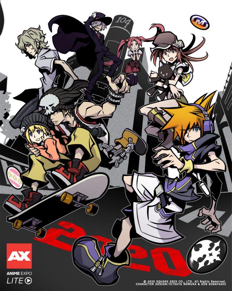 [2020/07/03-04] Anime Expo Lite